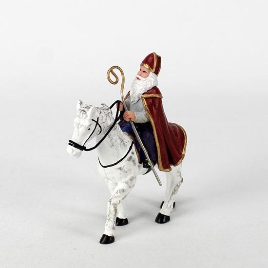 DickensVille Sinterklaas op paard
