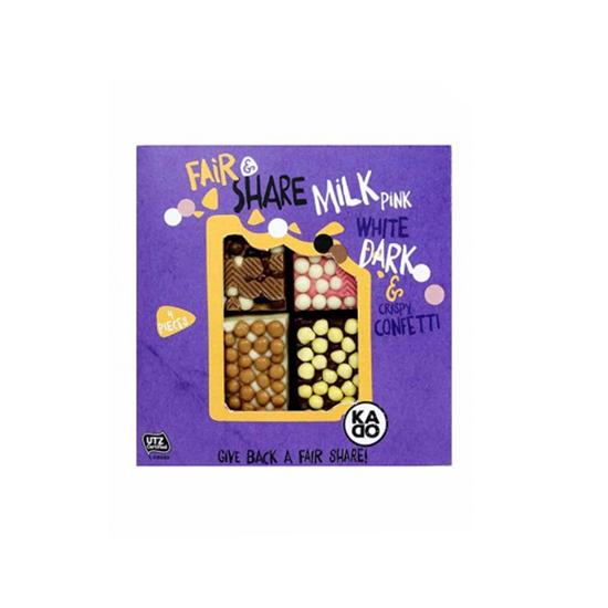 Fair & Share chocolade
