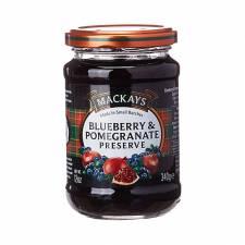 Mackays blueberry-pome Jam