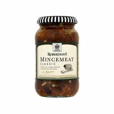 Robbertsons Mincemeat classic