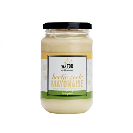 Van Ton Beetje zoete mayonaise
