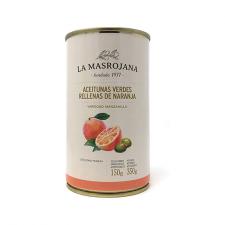 La Masrojana Orange Olive Oil