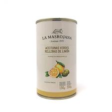La Masrojana Lemon Olive Oil
