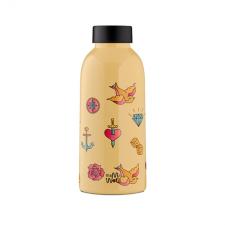 Mamawata drinkfles geel cupido