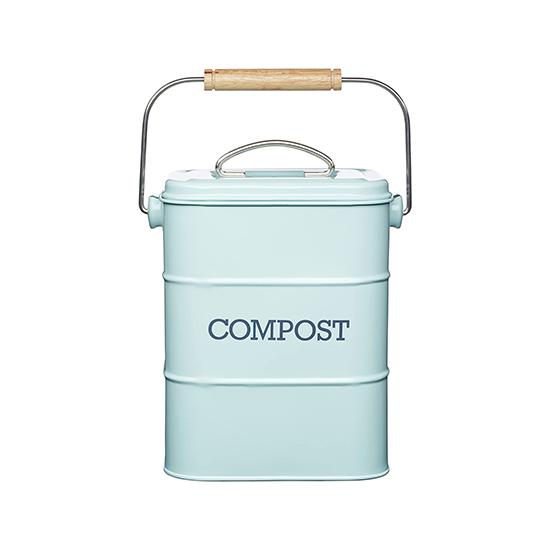 KitchenCraft Compost blauw