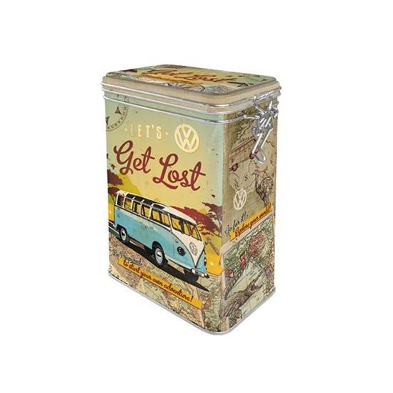 Cliptopbox 18 - VW Let's Get Lost