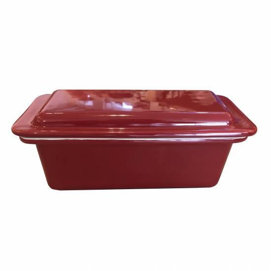 Ovenbakschaal sandwich rood