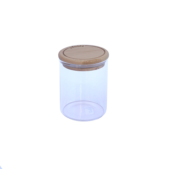 Pebbly Foodcontainer 180ml rond