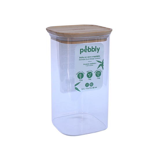 Pebbly Foodcontainer 1,4 L