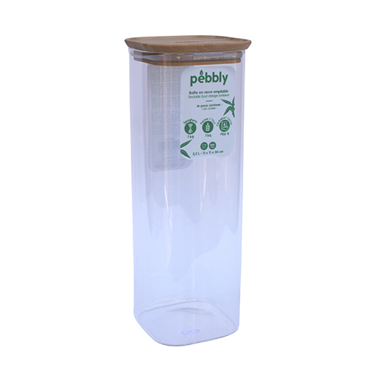 Pebbly Foodcontainer 2,2 L
