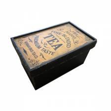 Vintage teabox