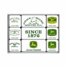 Koelkast magneten John Deer