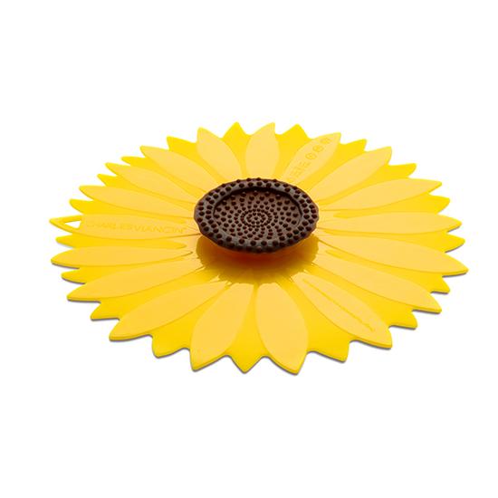 Charles Viancin deksel Sunflower 28cm